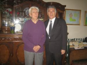Cu Domnul Acad. Mircea Malita.