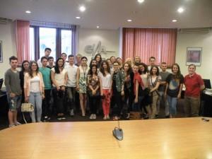 La Consiliul National al Audiovizualului din Bucuresti
