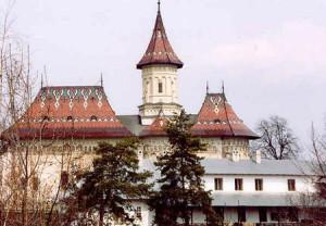 "Biserica ""Sf. Gheorghe"" din cadrul Manastirii ""Sf. Ioan cel Nou"" din Suceava"