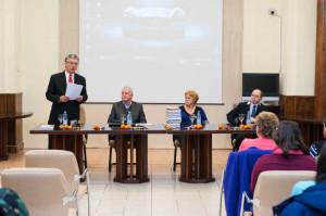 Ilie Rad, Ioan Bocsa, Alina Rusu, Ioan Bolovan