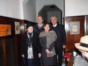 Flavia Schiau, Nicolae Rednic, Simona Rednic si Ilie Rad