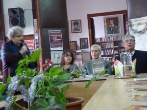 Irina Petras, Simona Rednic, Ion Pop, Ilie Rad