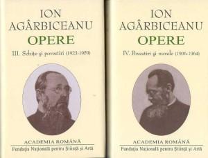 Coperta celor doua volume