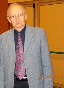Prof. univ. dr. MIrcea Martin, membru corespondent al Academiei Romane