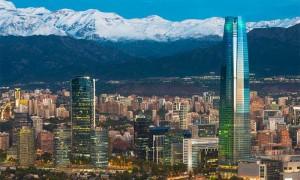 Santiago de Chile - o panorama