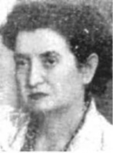 Mărioara Davidoglu (1896-1987), Artistă Emerită a Teatrului Naţional din Iaşi