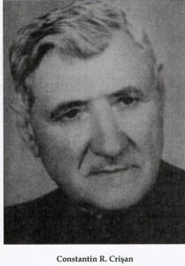 Constantin R. Crisan, tatal lui Radu Crisan