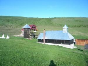 Manastirea din Farau. Imagine preluata de pe site-ul Primariei Farau.