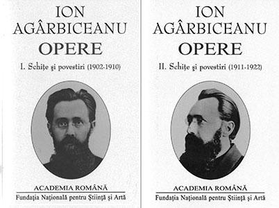 Ion Agârbiceanu, Opere, I-II